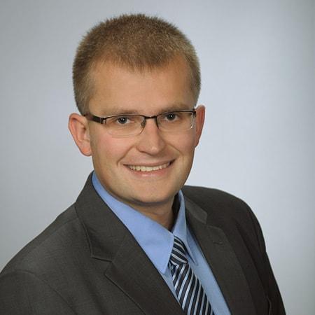 Prawnik Przemysław Sąsiada